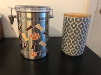 Dog treat containers Chevy Chase, 20814