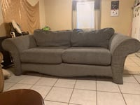 Oversized Blue Couch Marrero, 70072