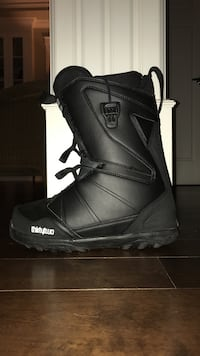32 lashed fit snowboard boots