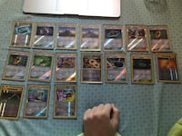 Pokémon cards- large variety (many more not pictured) DM FOR DETAILS OR QUESTIONS Gaithersburg, 20879