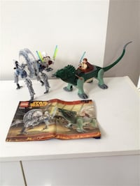 Lego Star Wars General Grievous Chase #7255 Markham