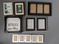 Various Picture Frames ($5/ea or $20/all) Centreville
