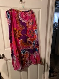 XL skirt colorful  Mansfield, 76063
