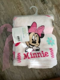 Baby minnie mouse blanket  Ewa Beach, 96706