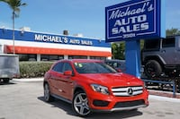 2015 Mercedes-Benz GLA 250 Turbo 2.0L CARFAX Autocheck Fuel Efficient West Park, 33023