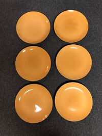 """Six Dishes (6) Large Tuscany 10.5"""" Dinner Plates Livonia, 48150"""