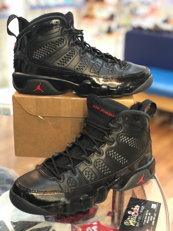 Bred 9s size 6.5