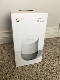 Google Home. Brand new still sealed in box 3144 km