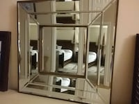 Beveled mirrors 20 x 20 inch Reading, 19601