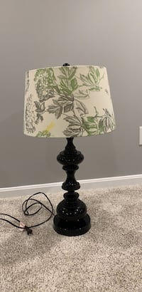 black and white table lamp Westerville, 43082
