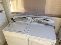 Ge matching washer and dryer Concord