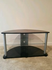 Metal and glass TV stand Ellicott City, 21043