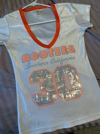 HOOTERS jersey collectible Riverside, 92505