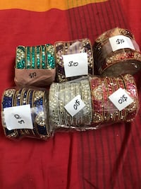 Bangles and necklace sets Toronto, M3C 3A1