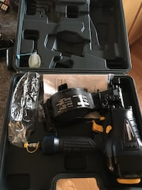 Black and gray porter cable cordless power drill Leduc, T9E 8R3