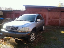 Lexus rx300 part it all