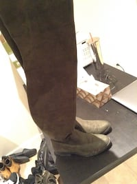 Lola boutique knee high boots size 7.5 Vancouver, V5Y