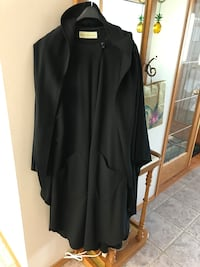 Cashmere,Wool Jimmy Hourihan Cape , T7X