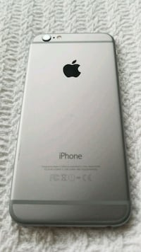 space gray iPhone 6 64gb  Whitby, L1N 8Z1
