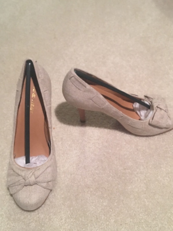 Nine West heels; new; size 8.5