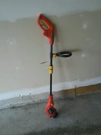 red and black string trimmer Newmarket, L3X 3C2