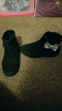 Girl boots size 26 6774 km
