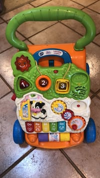 V tech walker/toy for baby learning to walk 3697 km