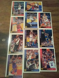 Assorted BasketBall Cards  Marion, 72364