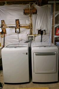 LG WASHER AND DRYER  SMART Abingdon, 21009