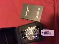 Armani watch 537 km