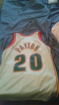 Sonics jersey xl Washington, 20008