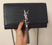 YSL clutch New York