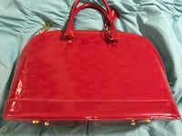 China Made red purse Ashburn, 20148
