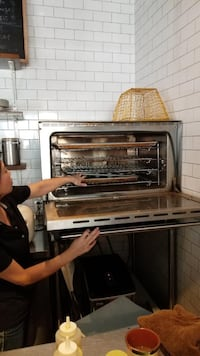 Commercial bakers oven