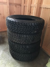 Goodyear Winter Nordic 205/70R15 St Catharines, L2N 5H1
