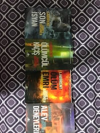 LABİRENT SERİSİ (James Dashner)  Çankaya, 06460