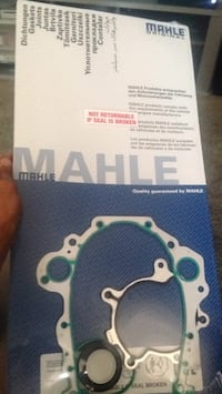 Gasket/timing set for (water pump & timing cover) and seal Omaha, 68135