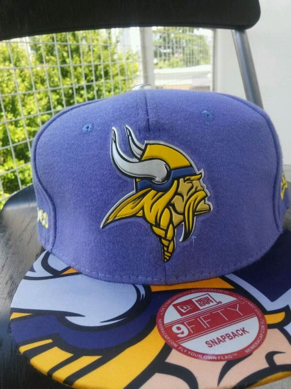 2dc5bc92b41b6 Used blue and yellow Los Angeles Lakers cap for sale in Atlanta - letgo