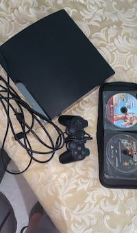 Fully Fuctional PS3-10 Games Included