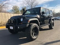 Jeep Wrangler Unlimited 2012 Chantilly, 20152