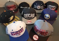 Baseball Hat Collection (19) Mississauga