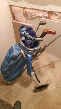 Golf Clubs! VINTAGE!! Windsor, N8X 1K1