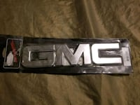 GMC grill plate