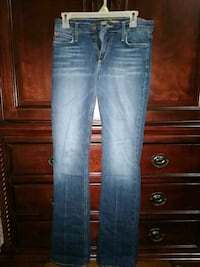 Joe's blue denim straight cut jeans Vaughan, L4L 6S2