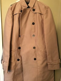 brown double-breasted coat Markham, L6E 1Z5