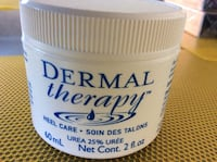 DERMAL THERAPY HEEL CARE 60 ML USED ONLY ONE TIME  Montréal, H9K 1S7