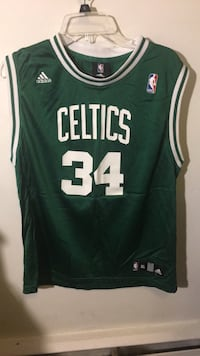Paul Pierce Boston Celtics Basketball Jersey  Fairfax, 22031