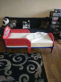 ~Great Deal~ Cars Toddler Bed plz read description