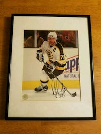 Ray Bourque signed photo New Gloucester, 04260