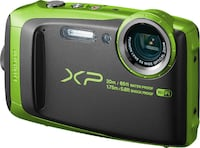FUJIFILM XP120 16.4MP Waterproof/Shockproof Camera + Carrying Case Mississauga